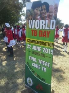 World TB Day 2015