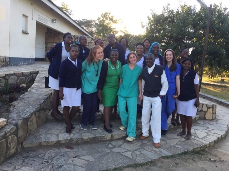 Student Electives at Murambinda Mission Hospital