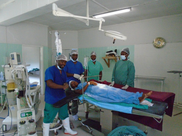 Murambinda Mission Hospital Activites